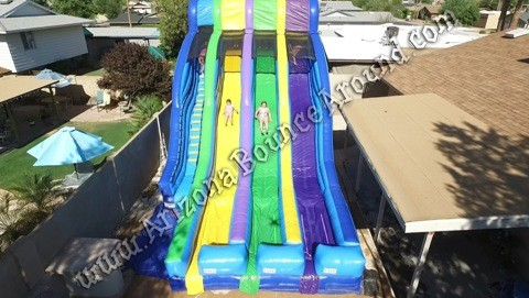 water slide rental companies in Tucson Arizona