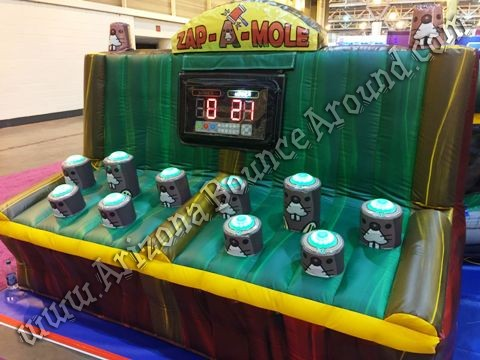 whack a mole game rental Phoenix AZ