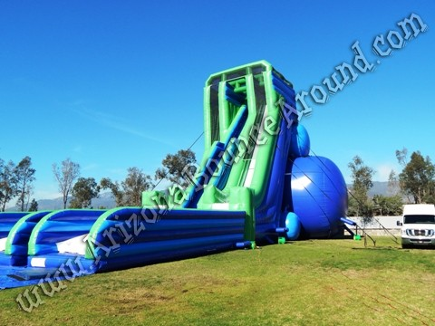 worlds tallest inflatable water slide for rent in Arizona