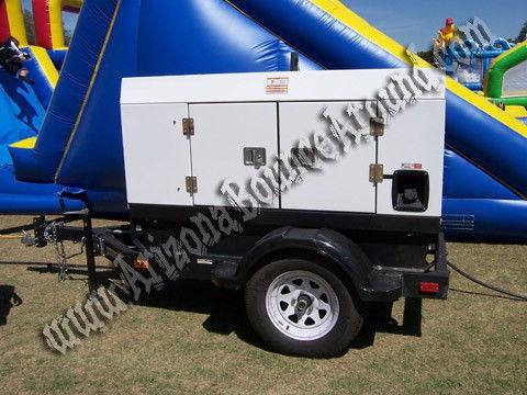 20,000 Watt Generator Rental
