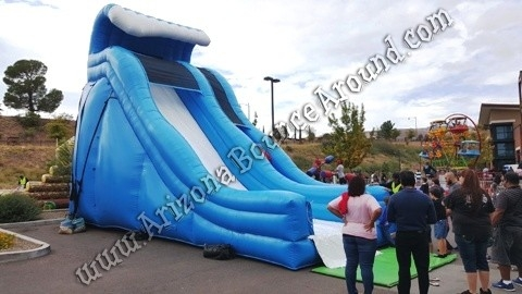 24' Inflatable Dry Slide Rental