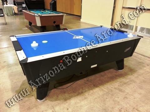 Air Hockey Table Rental Rent Air Hockey Tables Scottsdale Tempe - Pool table repair phoenix az