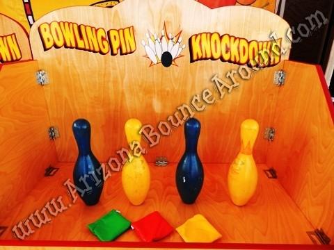 Bowling Pin Carnival Game Rental