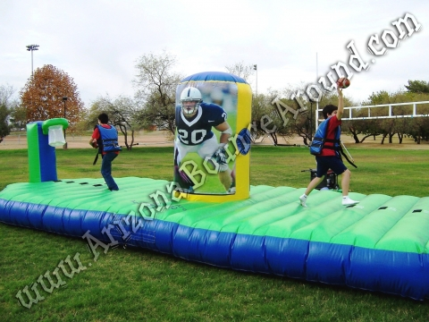 Bungee Football Tug-A-War Rental