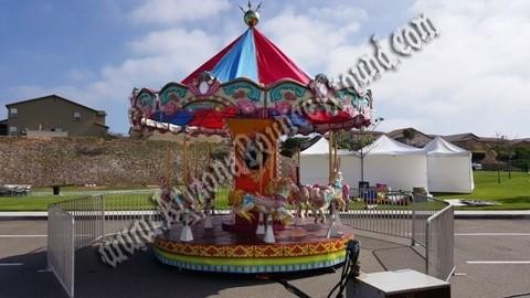 Carousel Rental - Merry Go Round