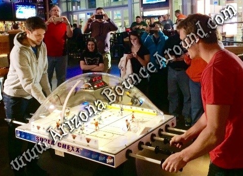Chexx Hockey Game Rental Phoenix Bubble Hockey Game Rentals