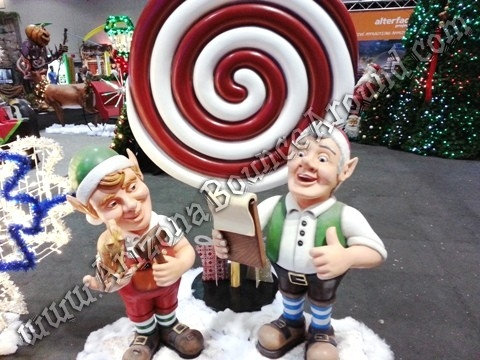 We rent a full selection of quality Christmas props that will make your party come ...