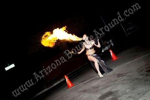 Fire Dancers Phoenix