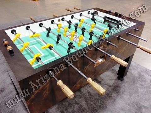 Foosball Game Rental