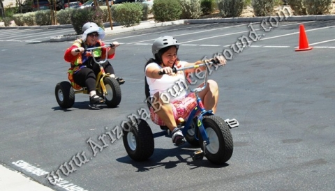 Giant Adult Tricycle Rental