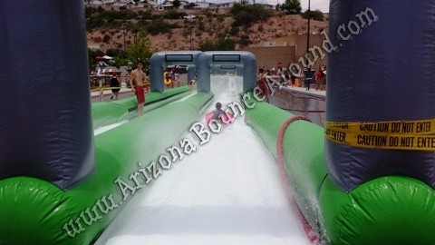Giant Slip N Slide Rentals - Phoenix, Arizona, California, Nevada