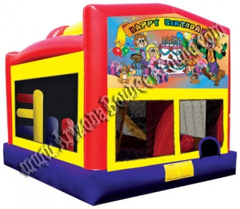 Happy Birthday Bounce House rentals, Rent a bouncing house, Phoenix ...