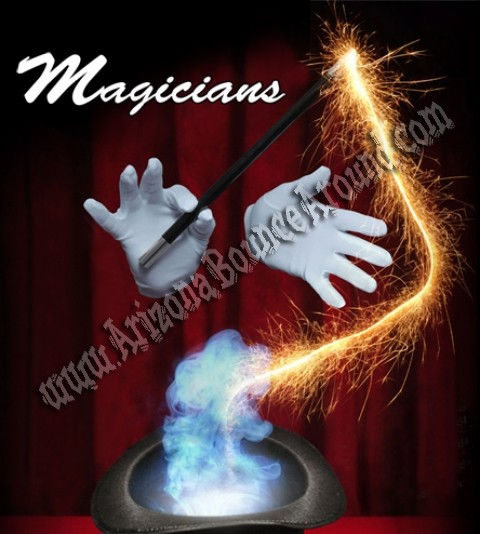 Magicians in Phoenix, Arizona