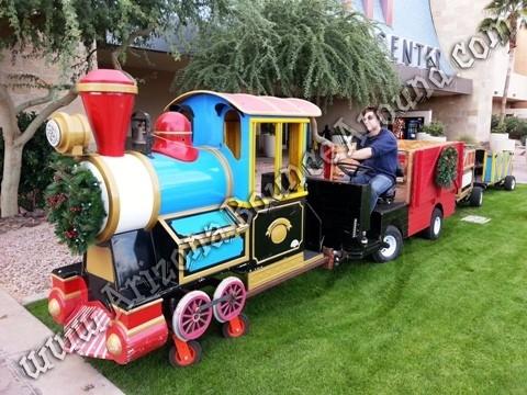 Holiday Train Rentals