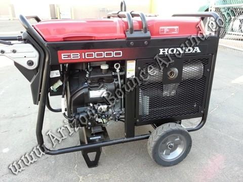 Honda EB10000 Watt Generator Rental