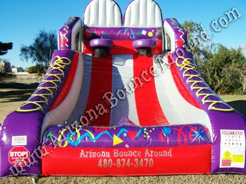 Inflatable Basketball Free Throw Rental