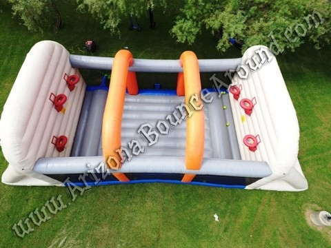 Inflatable Basketball Slam Dunk Arena
