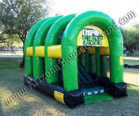Inflatable Chip Shot Golf Game Rental