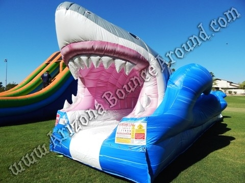 Jaws Slip and Slide Rental