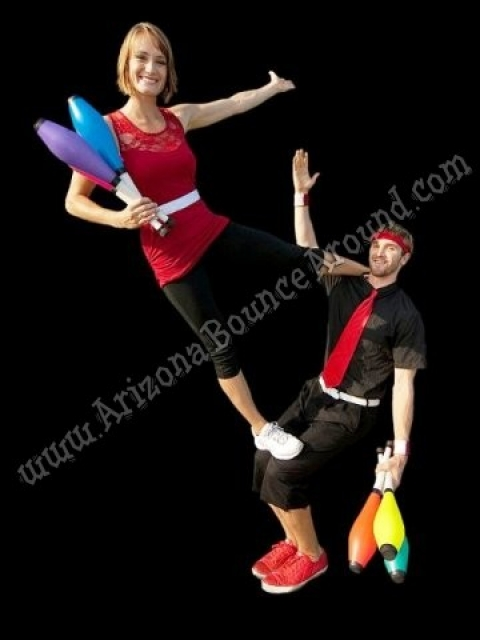 Jugglers for Parties and Events