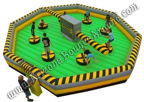 Meltdown Inflatable Game Rental