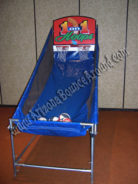 Basketball Jump Shot Game Rental