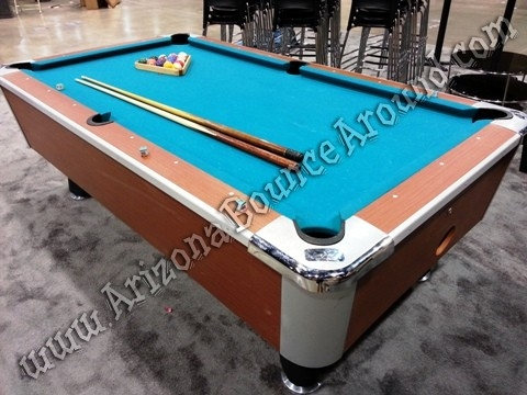 Pool Table Rental Arcade Game Rentals Phoenix Scottsdale Tempe - Games to play on a pool table