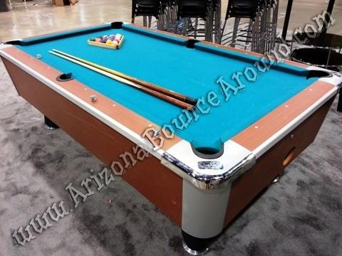 Pool Table Rental Phoenix