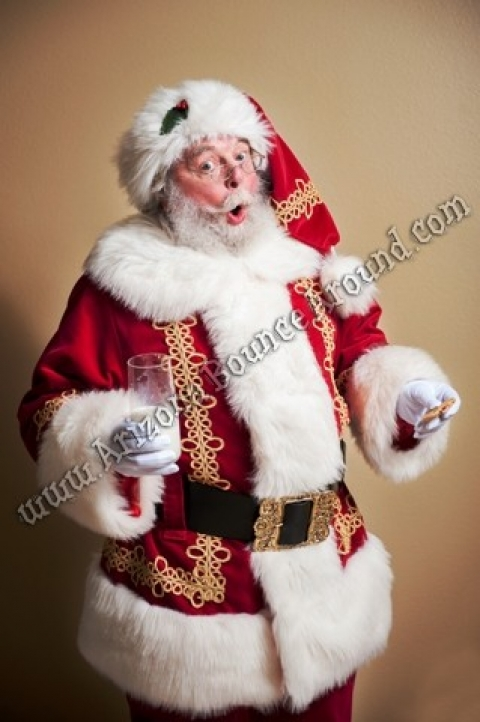 Professional Santa Claus for Hire