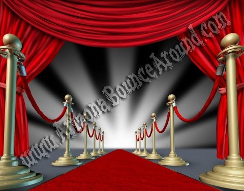 Red Carpet 4' X 10' Sections