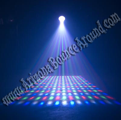 Club Dj Lighting And Dance Floor Lighting Rental Phoenix