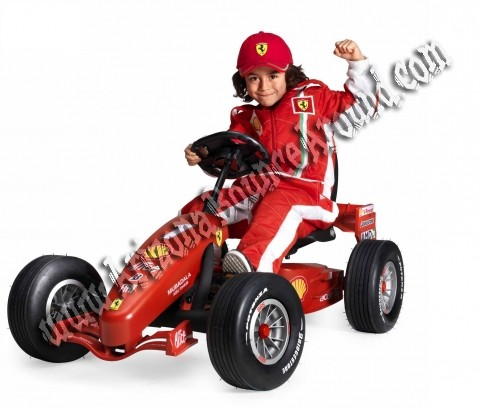 Ferrari Kids Race Car Rentals