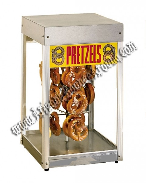 pretzel warming machine