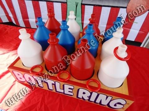 Ring Toss Carnival Game - 12 Bottle