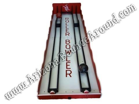 Roller Bowler Game - Duel Lane