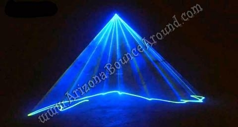 Royal Sky Laser light show rental