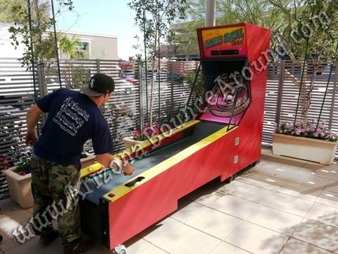 Skee Ball Game Rental