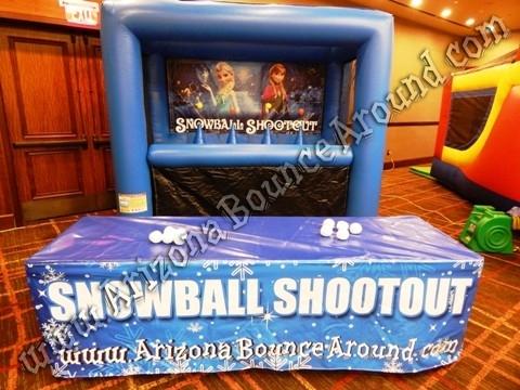 Snowball Shootout Game
