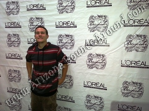 Step and Repeat Banner - Red Carpet Backdrop Rentals