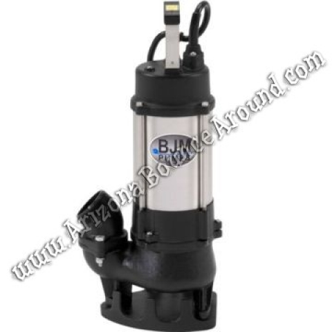 Submersible Water Pump Rental - Phoenix, Scottsdale, Tempe