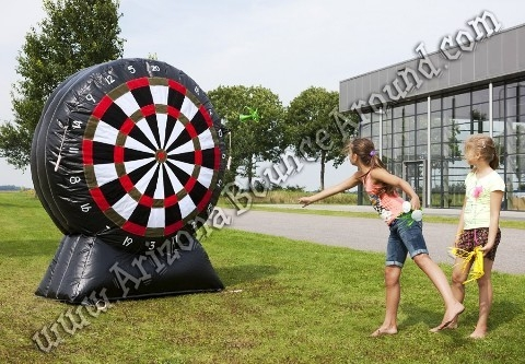 Velcro Dart Board Rental