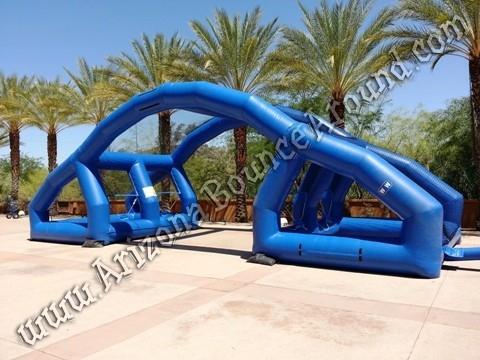 Inflatable Water Balloon Battle Game Rental - Water Balloon