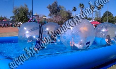 Water Walking Ball rental - Phoenix, AZ | Zorb ball Rentals