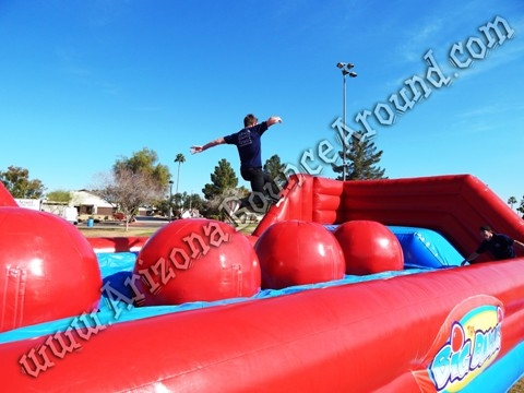 Wipeout Big Balls Game Rental