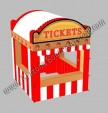 Ticket Booth Rental Phoenix Arizona