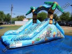 Dual lane toddler water slide rental for small kids Phoenix, Scottsdale Arizona