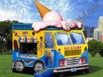 Ice Cream Truck Bounce House Rental Phoenix AZ