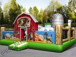 Farm themed Bounce house Rental Phoenix Arizona
