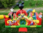 Mickey Park Inflatables for Rent in Phoenix Arizona - Denver Colorado