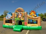 Zoo Themed bounce house Rental Scottsdale AZ